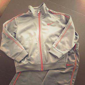 Nike Jacket and Pants - 24 mos - Like New